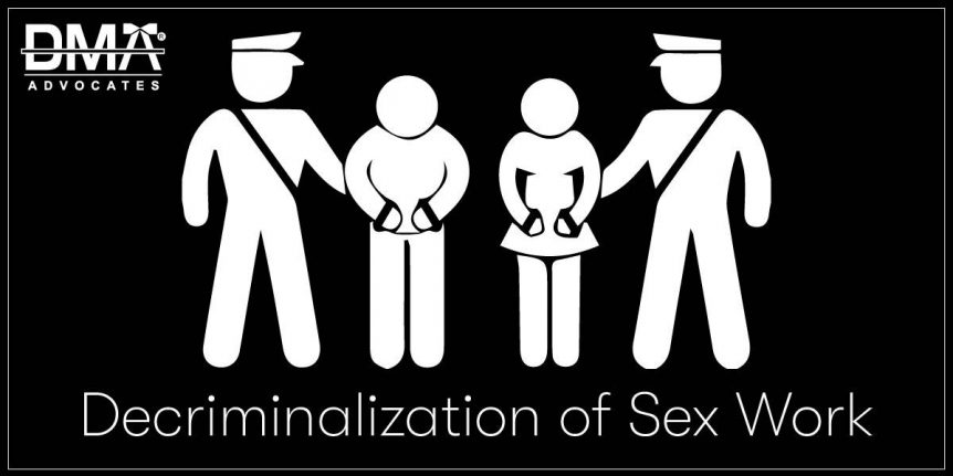 Decriminalization of Sex Work - DMAadvocates