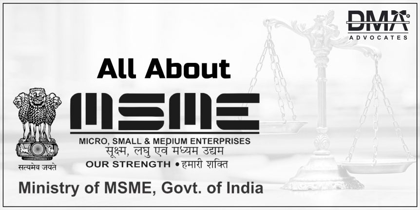 in this pic represt the All about MSME   MSME Benefits, Schemes in India
